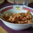 Salade de thon à la mauricienne