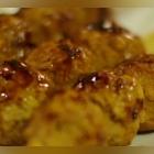 Tsukuné (brochette de poulet japonaise)