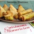 Samoussas aux légumes (mauriciens)