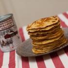 Pancakes au sirop d'érable {du Québec}
