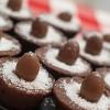Nids fondants au chocolat {Pâques}