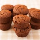 Muffins au chocolat et c'est tout !