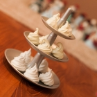 Mini meringues inratables