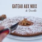 Gâteau aux noix de Grenoble