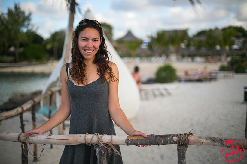 Céline, blogueuse voyage