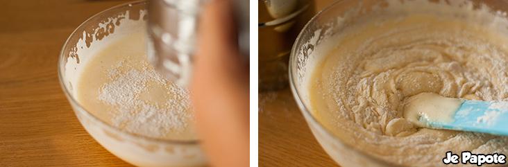 recette gateau roule au nutella
