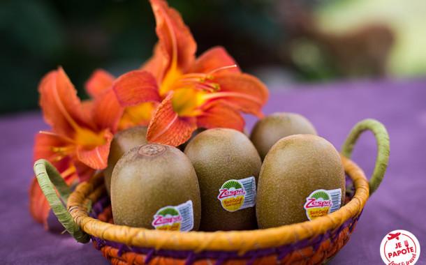 Le Kiwi jaune (kiwi Gold), mon fruit préféré !