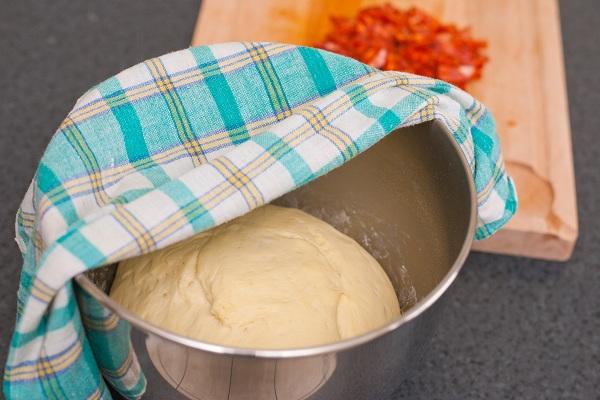 Levée pain au chorizo