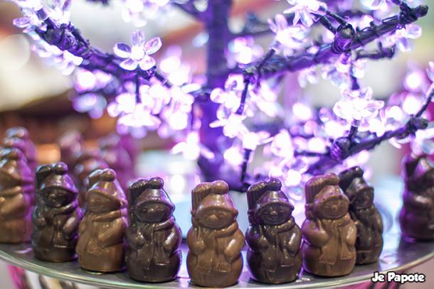 Salon du chocolat de Grenoble 2010