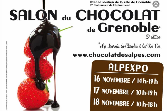 Salon du Chocolat de Grenoble