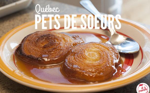 Pets de soeur, dessert québecois