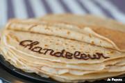 Pâte à crêpes légère &  5 idées de garniture pour crêpe sucrée !
