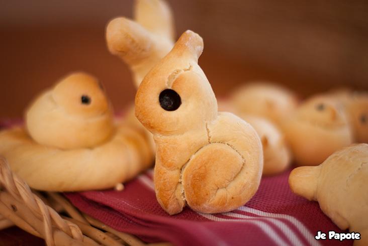 pain pâques