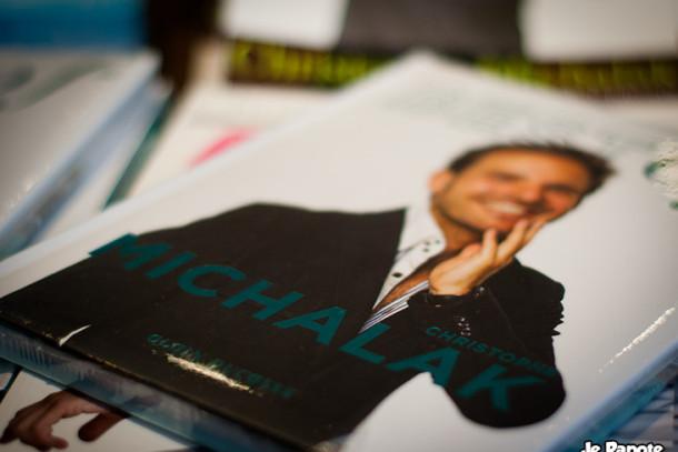 Dédicace nouveau livre : Best Of Christophe Michalak