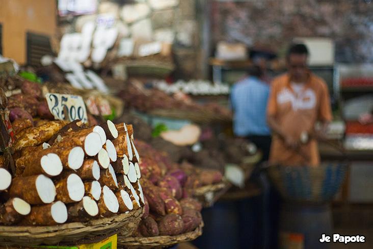 manioc Ile Maurice