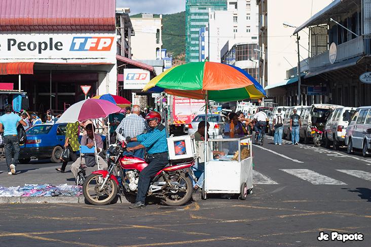 Marché Port Louis