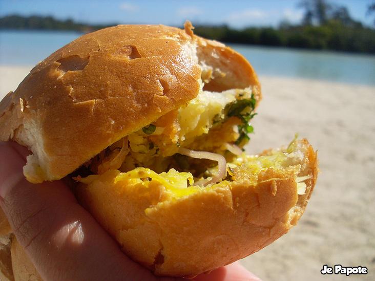 sandwich mauricien