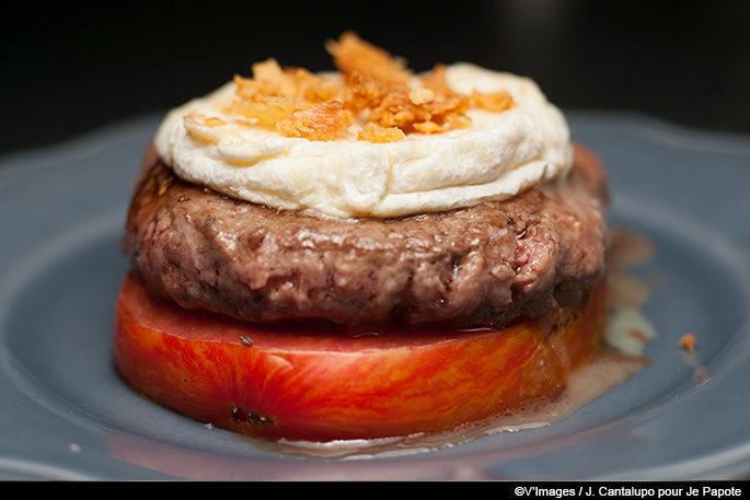 Tomato Burger