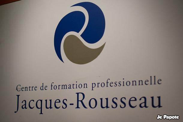 Dans les coulisses du CFP Jacques Rousseau