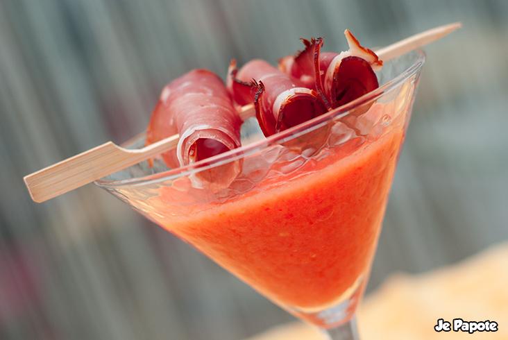 Le Gaspacho, la soupe froide de l'été