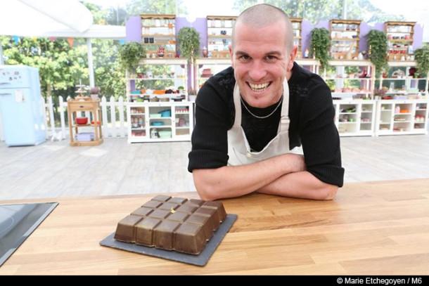 Interview d'un candidat de l'émission Le meilleur pâtissier M6
