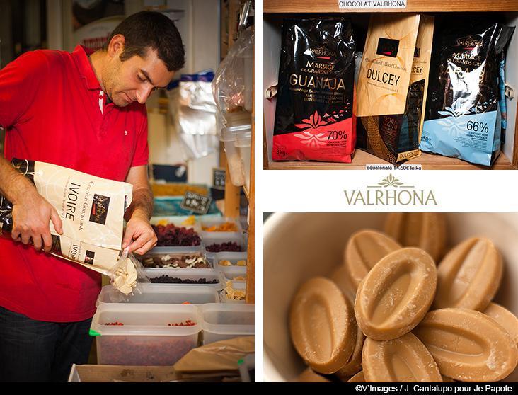 Arax Grenoble chocolat valrhona