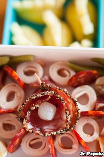 bento raclette