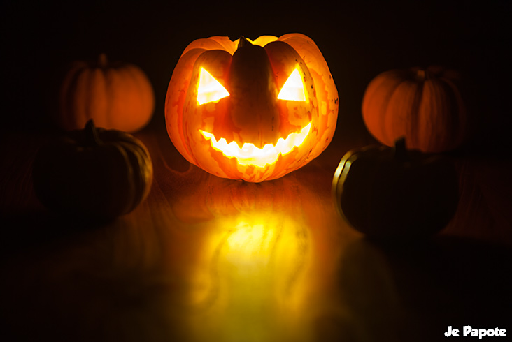 citrouille pumpkin halloween jack o lantern