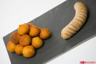 Boudin blanc & Pommes Dauphine