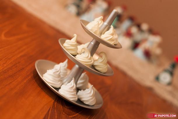 Mini meringues inratables