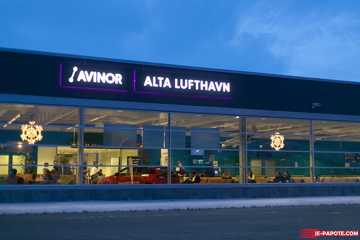 Aeroport Alta