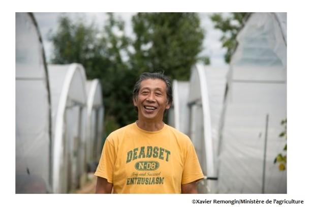 Asafumi Yamashita, chef maraîcher