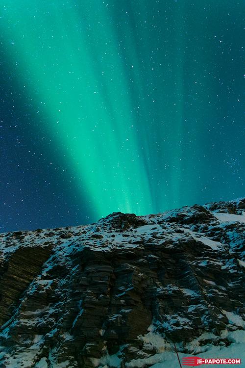 Northem ligths Norvège