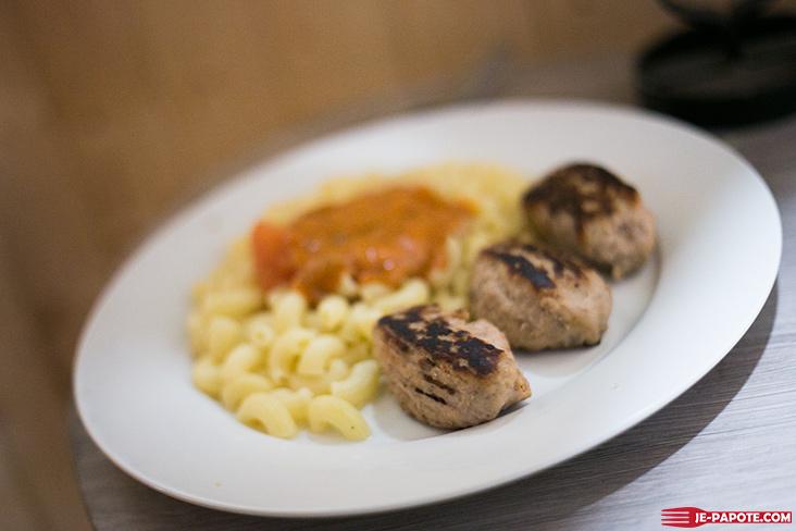boulettes viande norvege