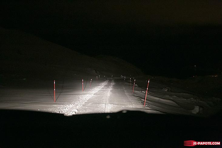 Chemin Militaire Honningsvag