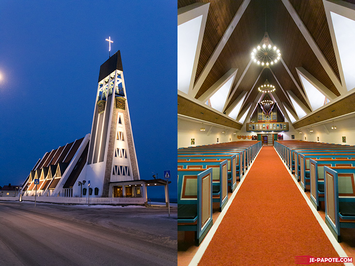 Eglise Hammerfest