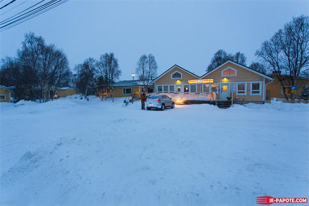 Roadtrip en Laponie : Nuorgam {Jour 8}