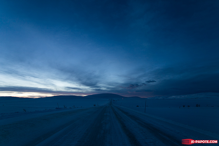 Route Alta Hammerfest