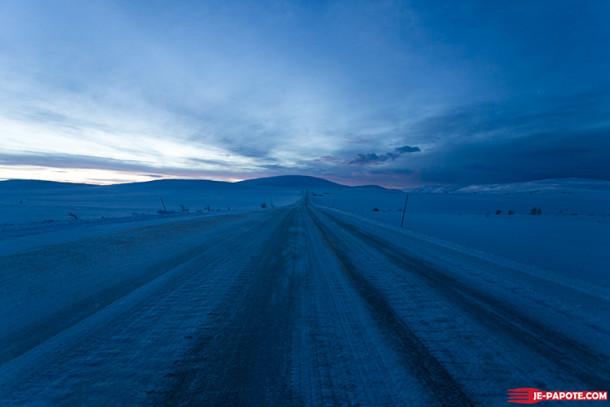 Roadtrip en Laponie : Oslo >> Hammerfest {Jour 2}