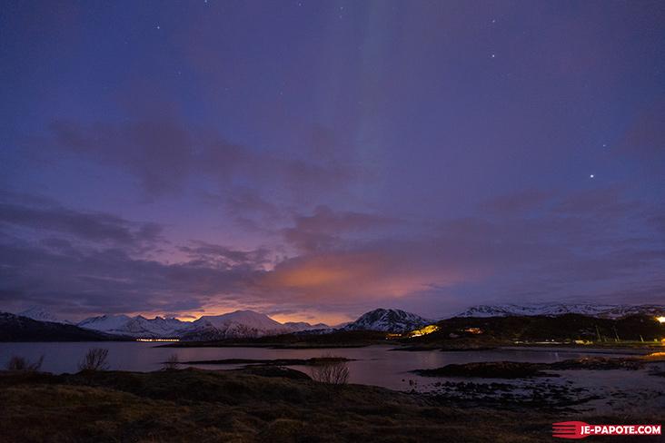 aurore boreale sommaroy