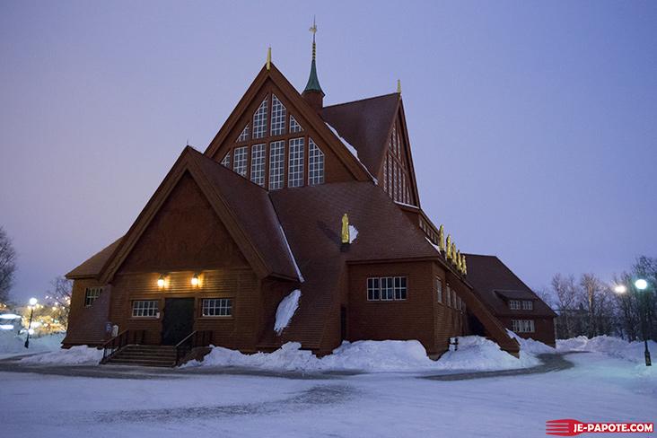 27 février 2014 | De Kiruna à Tromso {Jour 2}