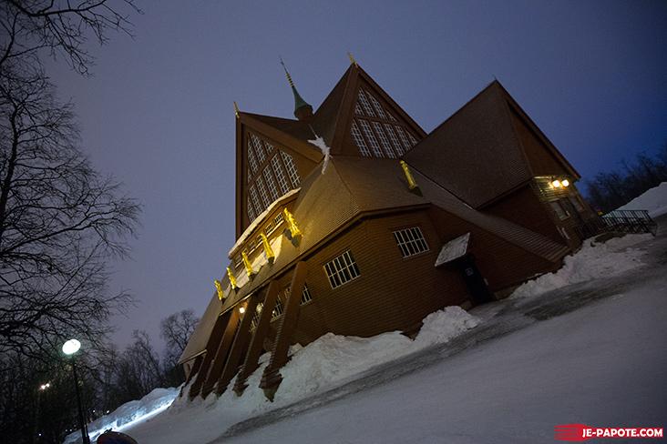 Eglise Kiruna
