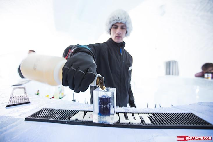 Ice Bar Ice Hotel