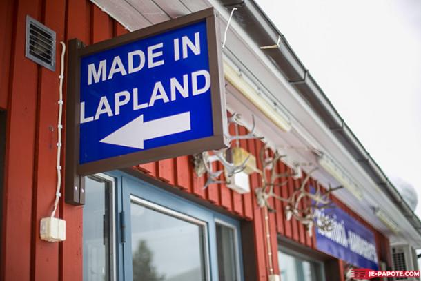 Voyage en Laponie : Dîner au Hetan Majatalo {Jour 13}