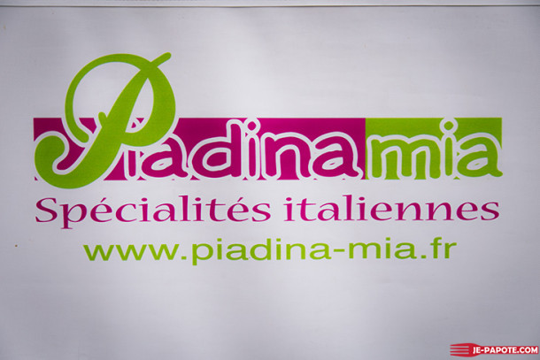 Piadina Mia : restaurant italien (fast-food)