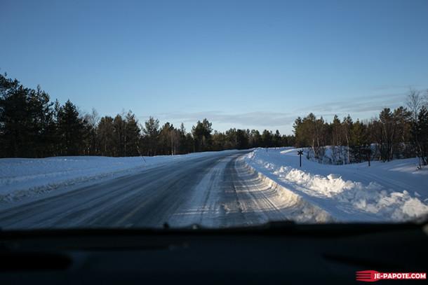 Voyage en Laponie : Back to Kiruna {Jour 14}