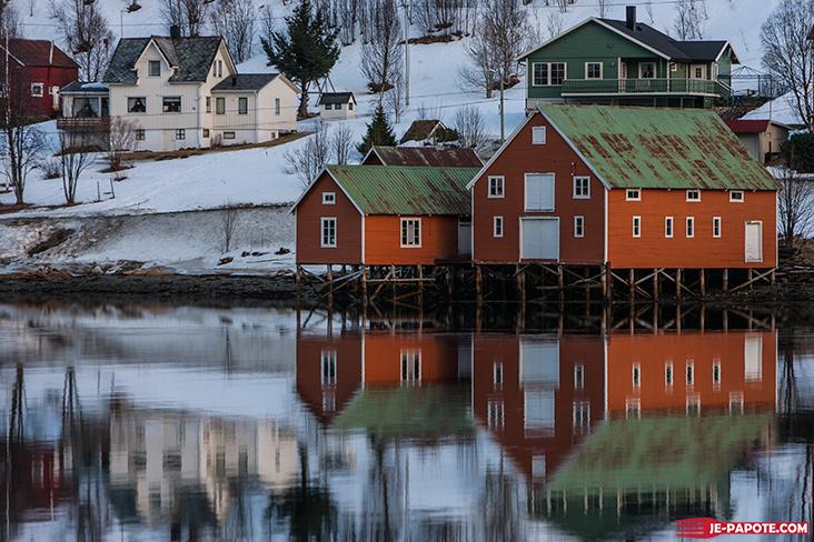 Près de Tromso