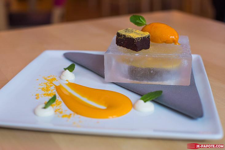 Restaurant Ice Hotel Suède