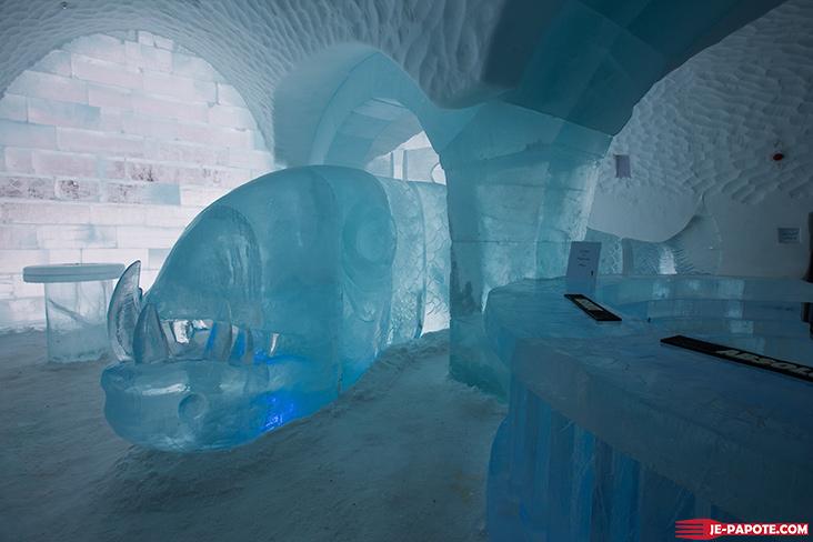 Ice Bar Suède