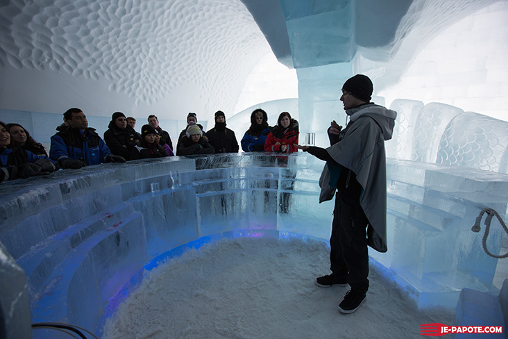 Ice Bar by Ice Hotel